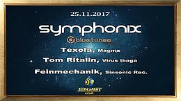 Party Flyer Klangkraft W/Symphonix 25 Nov '17, 23:00
