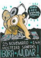 Party Flyer Vamos plantar mil bolotas!! 25 Nov '17, 18:00