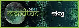 Party Flyer Mondton at Sakog 1 Dec '17, 21:00
