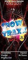Party Flyer ☆☆☆SnowTraxx☆☆☆ 1 Dec '17, 23:00