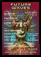 Party Flyer Future Waves 2 Dec '17, 23:00