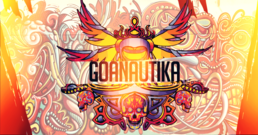 Party Flyer Goanautika #6 w/ Audiomatic 2 Dec '17, 23:00