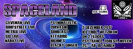 Party Flyer ۩۞۩ SpaceLand ۩۞۩ 2 Dec '17, 22:00