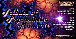 Party Flyer ॐ •:★ Tribute of Psychedelic Moments ★:•ॐ 2. Dez. 17, 22:00