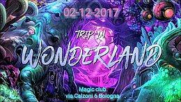 Party Flyer ★▻◥♔ॐ TRIP IN WONDERLAND ॐ♔◤◅★ 2 Dec '17, 22:00