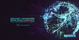 Party Flyer Zenon Records Label Night 2 Dec '17, 23:00