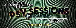 Party Flyer Synestesia & Sonolumineszenz: Psychedelic Sessions - Eintritt frei ! 6 Dec '17, 22:00