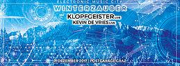 Party Flyer EMC Winterzauber mit Klopfgeister und Kevin de Vries 7 Dec '17, 23:00
