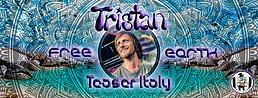 Party Flyer Free Earth Festival Teaser w/ Tristan 7 Dec '17, 22:00