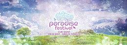 Party Flyer PARADISE FESTIVAL Club-Night mit BLISS live & ATMA Album Release 8 Dec '17, 23:00