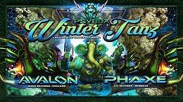 Party Flyer PSYBOX - Winter Tanz mit AVALON & PHAXE *live 8 Dec '17, 22:00