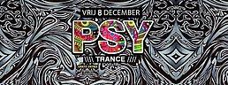 """Party Flyer """"Psytrance"""" powered by: ☆Monkey Krew☆ 8 Dec '17, 23:00"""