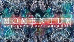 Party Flyer ||| M O M E N T U M ||| 9 Dec '17, 22:00