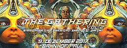 Party Flyer The Gathering Vol.2 • Nitro & Glycerine • Babalos 9 Dec '17, 22:00