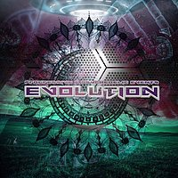 Party Flyer ॐ Evolution w/ Rinkadink (MXV South Africa) Live ॐ / Uvm. 15 Dec '17, 22:00