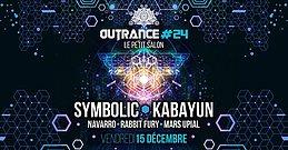 Outrance #24 ॐ Symbolic • Kabayun 15 Dec '17, 23:55