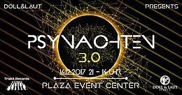 Party Flyer Psynachten HH 3.0 16 Dec '17, 21:00