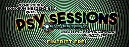 Party Flyer Synestesia & Sonolumineszenz: Psychedelic Sessions - Eintritt frei ! 20 Dec '17, 22:00
