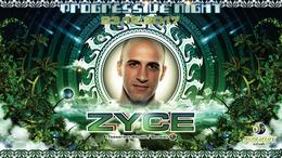 Party Flyer Progressive Night mit Zyce 23 Dec '17, 23:00