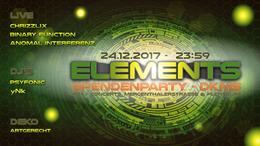 Party Flyer Elements - Xmas Special 24 Dec '17, 23:59
