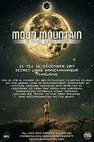 Party Flyer Moon Mountain Party 2017- 15 Years Anniversary 24 Dec '17, 10:00