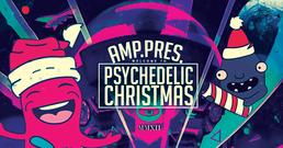 Party Flyer AMP.pres.Psychedelic Christmas 25 Dec '17, 23:00