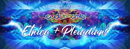Party Flyer EUDAIMONIA | PSYCHEDELIC CHRISTMAS 25 Dec '17, 22:00