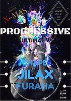 Party Flyer ULTIMATIV PROGRESSIVE Vol.1 25 Dec '17, 22:00
