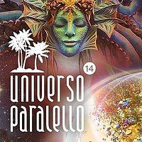 Party Flyer Universo Paralello 14 27. Dez. 17, 10:00