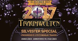 Party Flyer Silvester Special mit Hatikwa Kronfeld Lovegun and more... 31 Dec '17, 22:00