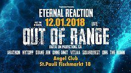 Party Flyer Eternal Reaction 12 Jan '18, 22:00