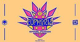 Party Flyer Euphoria #2 w/ Spinal Fusion (Profound Records) 12 Jan '18, 23:45