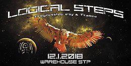Party Flyer Logical Steps - 8th Steps of Logicals 12 Jan '18, 23:00