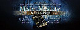 Party Flyer ॐ Misty Mystery - Birthday   ALIEN CULT GOA mit Dark Whisper! 12 Jan '18, 21:30