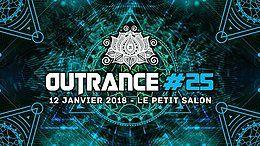 Outrance #25 ॐ Dickster • Chris Rich • Dataura 12 Jan '18, 23:55
