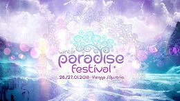 Party Flyer Paradise Winter Festival 2018 26 Jan '18, 21:00