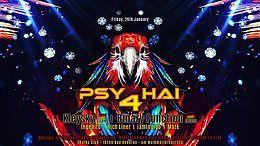 Party Flyer ॐ Psy 4 Hai - Die Winter Goa ॐ 26 Jan '18, 22:00