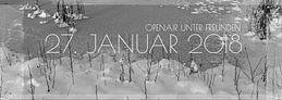 Party Flyer OpenAir unter Freunden - 27. Januar 2018 27 Jan '18, 16:30