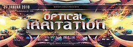 Party Flyer Optical Irritation 2018 27 Jan '18, 23:00