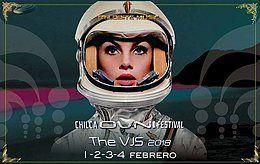 Party Flyer Chilca OVNI Festival •••The VJS 2018 ••• 1 Feb '18, 18:00