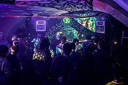 Party Flyer Art of Noise XIII 2 Feb '18, 22:00