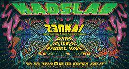 Party Flyer KaosLab 2 Feb '18, 23:00