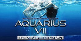 Party Flyer Aquarius 7 - the next generation 3 Feb '18, 22:00