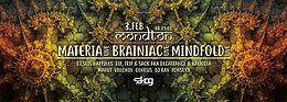 Party Flyer Mondton w/ Materia, Brainiac & Mindfold live! 3 Feb '18, 21:00