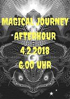 Party Flyer Magical Journey Afterhour 4 Feb '18, 06:00