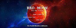 Party Flyer Red Moon / Goa Psy Trance - Carmen Town 9 Feb '18, 23:00