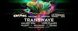 Party Flyer Sevilla 'N' Trance @Sala Cosmos 09/02/18 9 Feb '18, 21:00