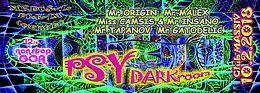 Party Flyer PSY Darkroom 10 Feb '18, 22:00