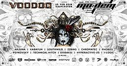 Party Flyer VooDoo 2018 - Official MODEM pre-Party Switzerland > Level 1 10 Feb '18, 22:00