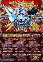 Party Flyer CarnavaDelik 2018 ! 12 Feb '18, 00:30